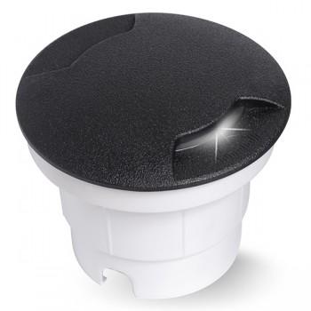 Fumagalli Ceci 160-2L 7W 4000K Black LED Ground Light
