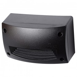 Fumagalli Extraleti 200-HS 3W 4000K Black LED Brick Light