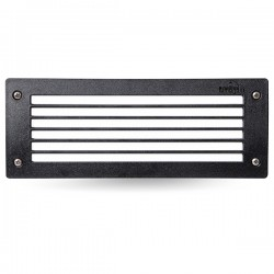 Fumagalli Leti 300-GL 2x3W 4000K Black LED Brick Light