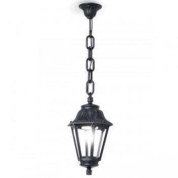 Fumagalli Anna Sichem 6W 2700K Black LED Pendant