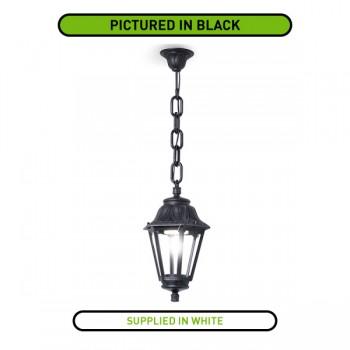 Fumagalli Anna Sichem 6W 2700K White LED Pendant