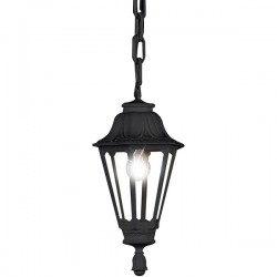 Fumagalli Rut Sichem 6W 2700K Black LED Pendant