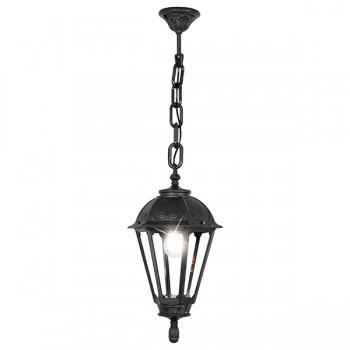 Fumagalli Salem Sichem 6W 2700K Black LED Pendant