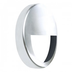 Selectric Chrome Eyelid Bezel for 20W Atom-X Bulkheads