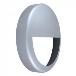 Selectric Silver Eyelid Bezel for 20W Atom-X Bulkheads