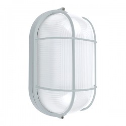 Selectric Atom-S 10W 4000K Oval LED Bulkhead