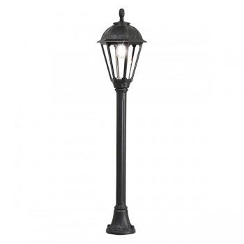 Fumagalli Salem Mizar Black E27 Lamp Post