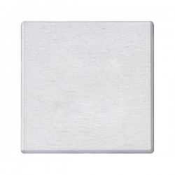 Hamilton Hartland G2 Satin Stainless Single Blank Plate