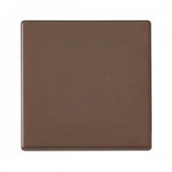 Hamilton Hartland G2 Richmond Bronze Single Blank Plate