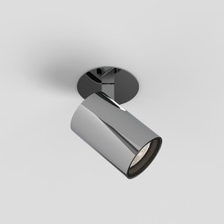 Astro Aqua Recessed Polished Chrome Bathroom Spotlight