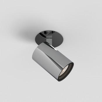 Astro Aqua Recessed Polished Chrome Bathroom Spotlight