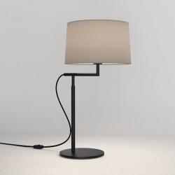 Astro Telegraph Matt Black Table Lamp