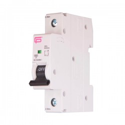 FuseBox 50A Type B 6kA Single Pole MCB