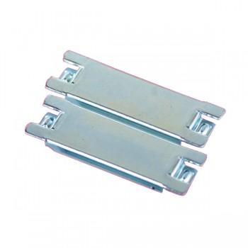 FuseBox 6 Pack of 18mm Metal Module Blanks
