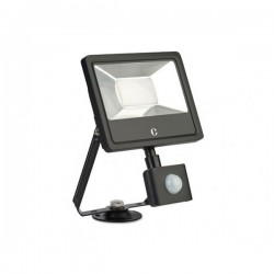 Collingwood Colour Switchable 20W LED Floodlight with PIR