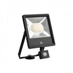 Collingwood Colour Switchable 50W LED Floodlight with PIR