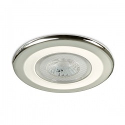 Collingwood H2 Lite 3000K Dimmable Polished Chrome Fixed LED Downlight