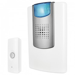 Uni-Com Premium Flashing Door Chime