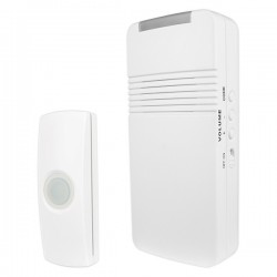 Uni-Com Rechargeable Portable Door Chime