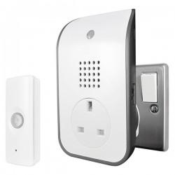 Uni-Com Premium Plug Through Door Chime