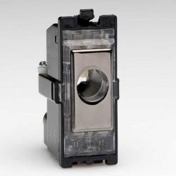 Varilight PowerGrid Iridium Black 16A Flex Outlet Module