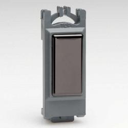 Varilight PowerGrid Iridium Black Blank Module
