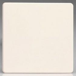 Varilight Screwless Primed 1 Gang Blank Plate