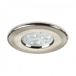 Collingwood Halers H2 Pro 550 3000K Dimmable Fixed LED Downlight - 70° Beam Angle