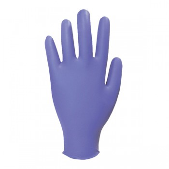Polyco Healthline HandSafe GN91 Blue Nitrile Medium Examination Gloves (box of 200 gloves)