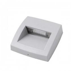 Fumagalli Lorenza 150 4W 4000K Grey LED Brick Light