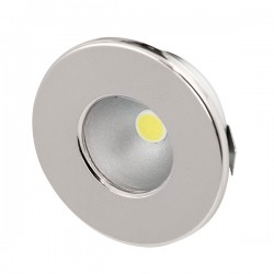Ovia Nova 0.8W 6000K Chrome LED Starlight