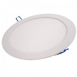 Ovia Alupanel 18W 4000K White Fixed LED Downlight