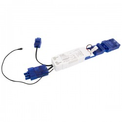 Ovia 1.3W 3 hour Emergency Control Gear for Dimmable Fittings