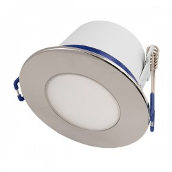 Ovia Pico FG 5.5W 4000K Dimmable Chrome Fixed LED Downlight