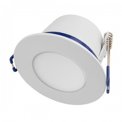Ovia Pico FG 5.5W 4000K Dimmable White Fixed LED Downlight