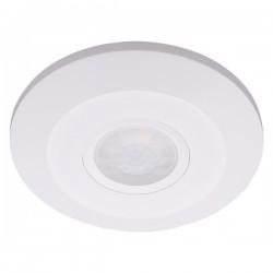 Ovia 360° Low Profile Surface Mounted IP20 White PIR Sensor