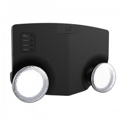 Ansell Condor Black 5W LED Twin Spot