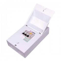 FuseBox 2 Way Garage Consumer Unit - 63A 30mA RCD, 6A and 16A MCBs