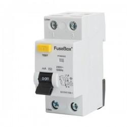FuseBox 25A 30mA Type AC 2-Pole RCD