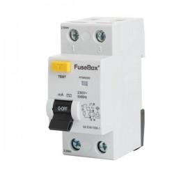 FuseBox 63A 30mA Type AC 2-Pole RCD