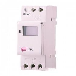 FuseBox 16A 7 Day 1CH Digital Time Switch