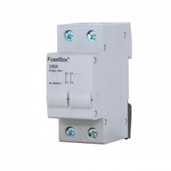 FuseBox 100A 2-Pole Connector