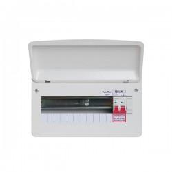 FuseBox F2 11 Way Consumer Unit - 100A Main Switch