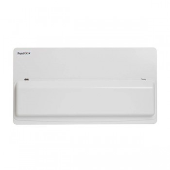 FuseBox F2 17 Way Consumer Unit - Dual 80A 30mA Type AC RCDs