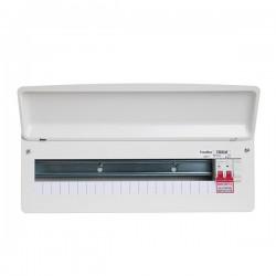 FuseBox F2 21 Way Consumer Unit - 100A Main Switch