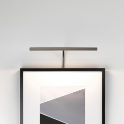Astro Mondrian 400 8.1W Frame Mounted Bronze LED Picture Light