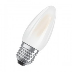 LEDVANCE Osram Parathom Retrofit Classic B 5W 2700K Dimmable E27 Frosted LED Candle Bulb