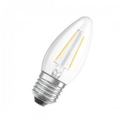 LEDVANCE Osram Parathom Retrofit Classic B 5W 2700K Dimmable E27 Clear LED Candle Bulb