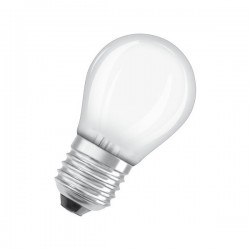 LEDVANCE Osram Parathom Retrofit Classic P 5W 2700K Dimmable E27 Frosted LED Golf Ball Bulb