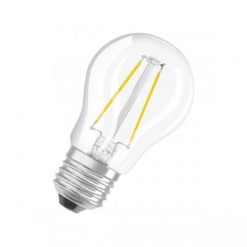 LEDVANCE Osram Parathom Retrofit Classic P 5W 2700K Dimmable E27 Clear LED Golf Ball Bulb
